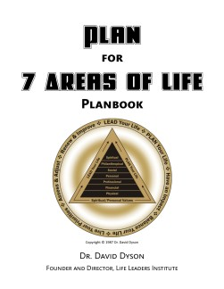 Plan for 7 Areas of Life Cover